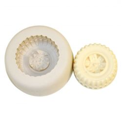 Squires Kitchen -  Great Impressions Silicone Mould Wheel (Medium)