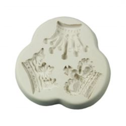 Squires Kitchen -  Great Impressions Silicone Mould Crowns