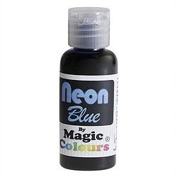 Magic Colours Neon Blue 32g  Color gel
