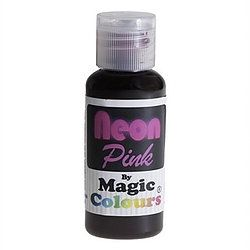 Magic Colours Neon Pink 32g  Color gel