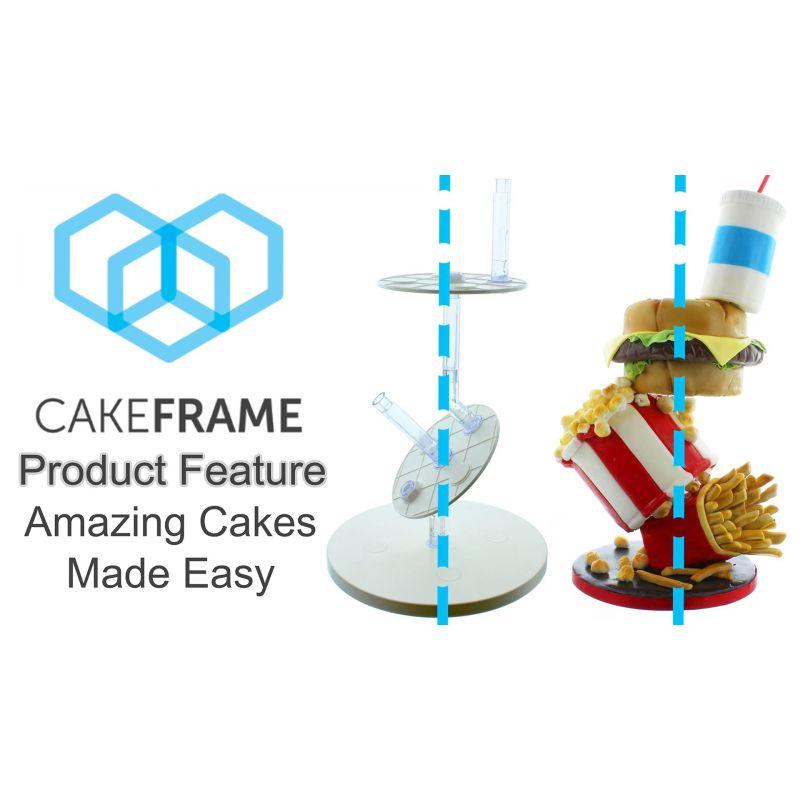 Cake Frame Starter Kit Cake Frame - Pandora Cake Shop