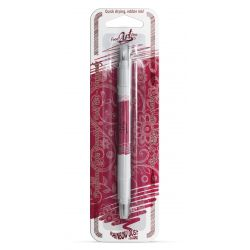 Burgundy - Double-Sided food pen - Rainbowdust