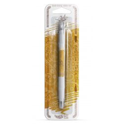 Dark Gold - Double-Sided food pen - Rainbowdust