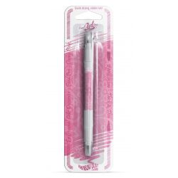Dusky Pink - Double-Sided food pen - Rainbowdust