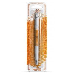 Orange - Double-Sided food pen - Rainbowdust