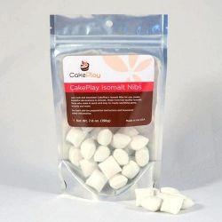 White Isomalt Nibs - CakePlay