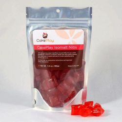 RED Isomalt Nibs - CakePlay