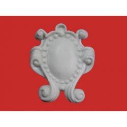EMBLEM SILICONE MOLD - Petal Crafts