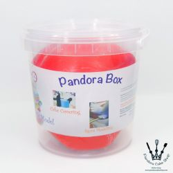 Pandora Box  Fondant - Red (Hard)紅色 1kg