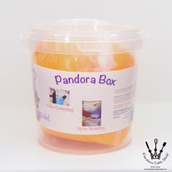 Pandora Box  Fondant- Orange (Hard) 橙色 1kg Fondant