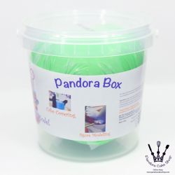 Pandora Box  Fondant- Green (Hard)綠色 1kg (預計11月17日到貨)
