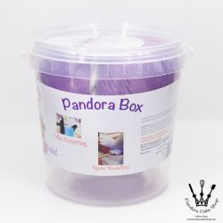 Pandora Box  Fondant - Purple (Hard)紫色 1kg