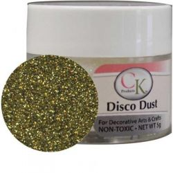 ANTIQUE GOLD- Disco Dust - CK Products