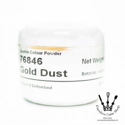 Gold Dust 100g -  product of Switzerland
