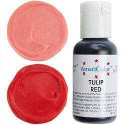 Tulip Red 21g - Soft gel paste - AmeriColor