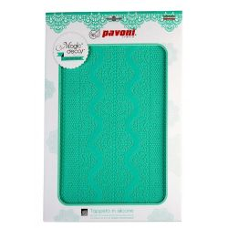 TMD01-Silicone Mat Magic Decoration - pavoni