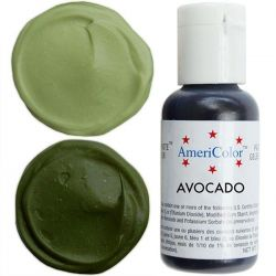 Avocado 21g - Soft gel paste - AmeriColor