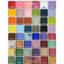 Petal Crafts (Set A+B )盒裝色粉48色 Made in USA