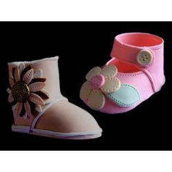 All In One Baby Shoe Cutter - petal crafts