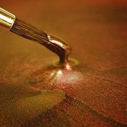 Metallic Dark Gold (Loose Pot) - Rainbow Dust