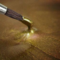 Metallic Light Gold (Loose Pot) - Rainbow Dust
