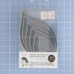 32 Leaf Shape Cookie Cutter - Pandora Cake Shop