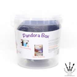 Pandora Box  Fondant- Black (Hard)黑色 1kg