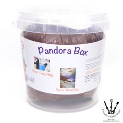 Pandora Box  Fondant- Coffee (Hard)啡色 1kg