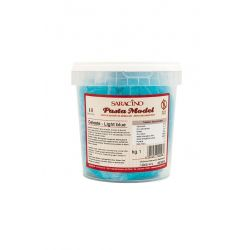 Saracino Modelling Paste Light Blue 1kg