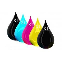 Edible Ink refill 5 colors Set