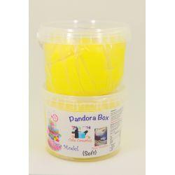 Pandora Box Fondant Soft Yellow 1kg