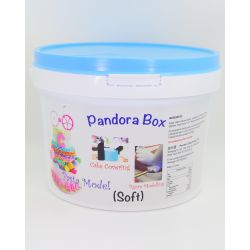Pandora Box New Soft White 比Pandora Box Soft更軟