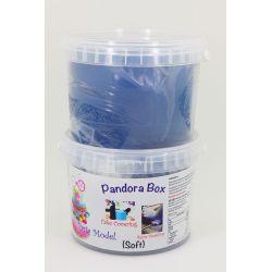 Pandora Box Soft Navy Blue