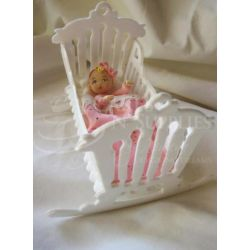 Victorian Cradle Large