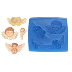 Cherub Set - First Impression Moulds