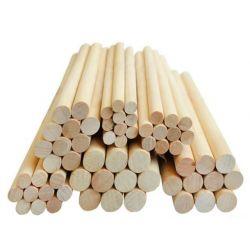 WD01 圓木棒0.5cmx23cm(12枝)