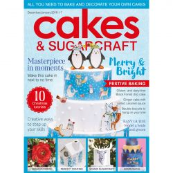 Cakes & SugarcraftDecemberJanuary 2016-17