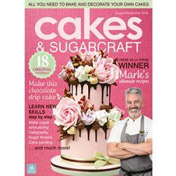 Cakes & SugarcraftAugustSeptember 2016