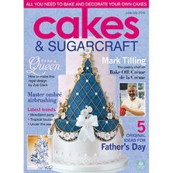 Cakes & SugarcraftJuneJuly 2016