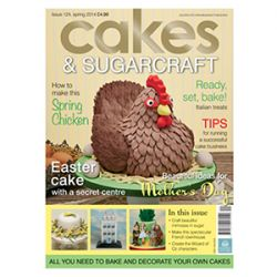 Cakes & SugarcraftSpring 2014