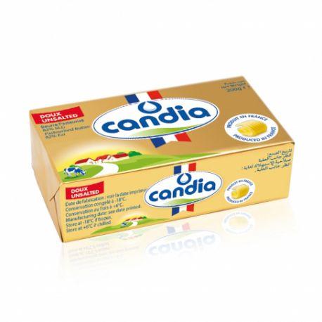 Candia 無鹽牛油 200g