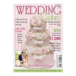 Wedding Cakes Magazine Autumn 2012