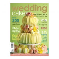 Wedding Cakes Magazine Spring 2013