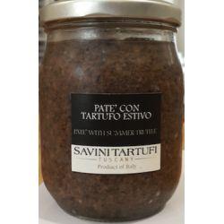 意大利SAVINI TARTFI黑松露菌醬(15%) - 100G