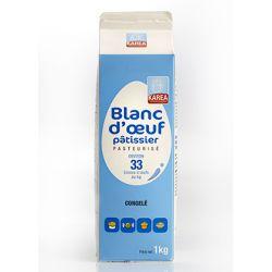 法國 急凍蛋白 1kg(約27隻)  (已消毒方便又安全)