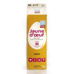 法國Cocotine 急凍蛋黃(10%糖) 1kg(需預訂)
