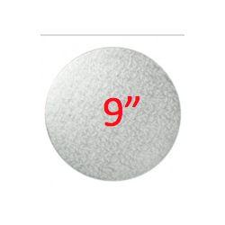 "蛋糕板 - 9"" 木底 (4mm Thick)"