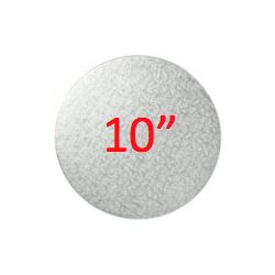 "蛋糕板 - 10"" 木底 (4mm Thick)"