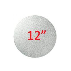 "蛋糕板 - 12"" 木底 (4mm Thick)"