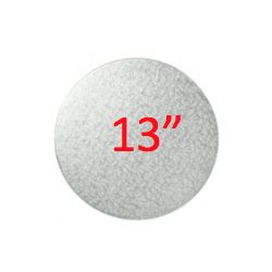 "蛋糕板 - 13"" 木底 (4mm Thick)"